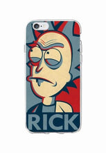 Load image into Gallery viewer, Rick And Morty Phone Case *FREE* - Dank Meme Apparel