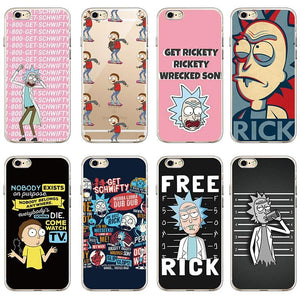 Rick And Morty Phone Case *FREE* - Dank Meme Apparel
