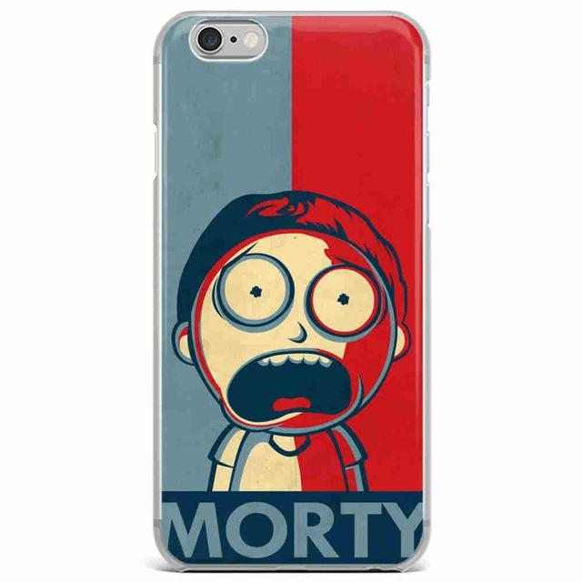 Morty Phone Case - Dank Meme Apparel