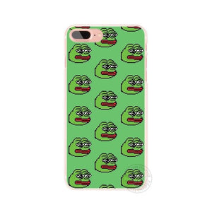 Classic Pepe Phone Case - Dank Meme Apparel