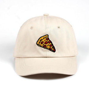 Pizza Dad Cap - Dank Meme Apparel