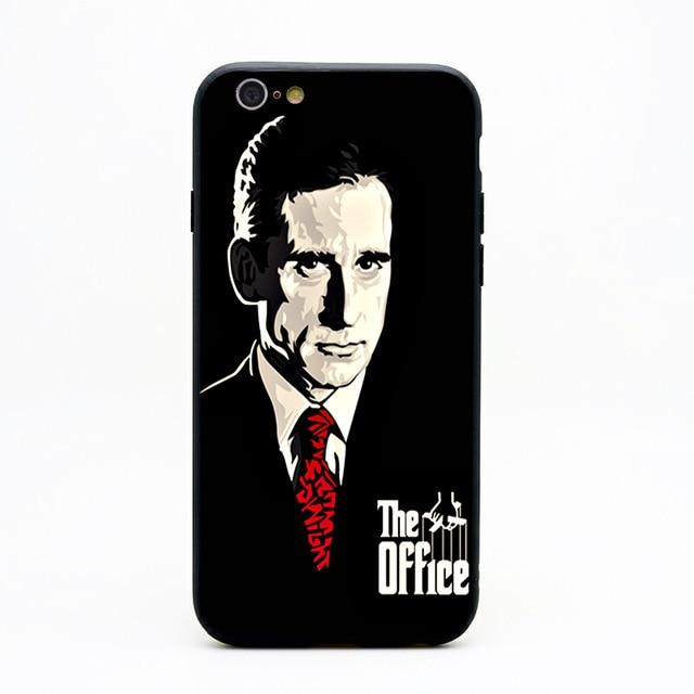 The Office Phone Case - Dank Meme Apparel
