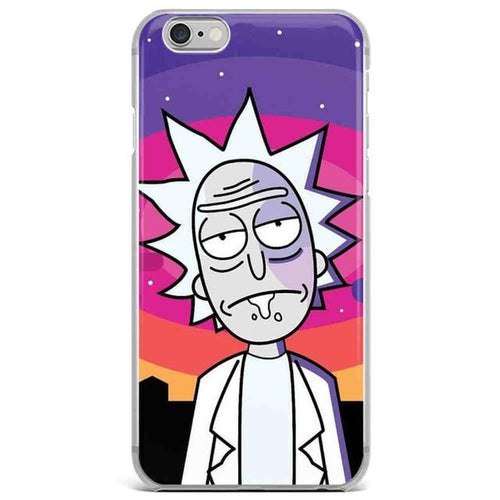 Sad Rick Phone Case - Dank Meme Apparel