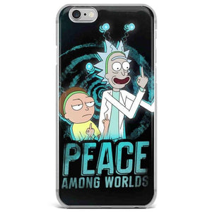 Peace Among Worlds Phone Case - Dank Meme Apparel