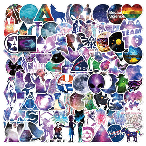 Galaxy Stickers - BIG PACK