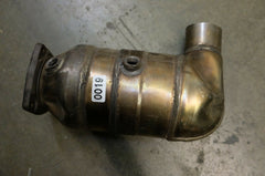 Original Porsche 997 Turbo DFI Catalytic Converter Left Side 99711300930