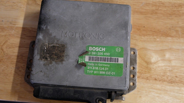 Porsche 911 964 ECU Engine Computer Brain 91161812401