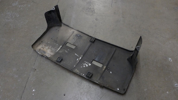 Porsche 911 993 Engine Underbelly Pan Heat Shield Panel OEM 993.119.129.04