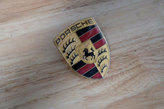 Porsche 911 993 Carrera Turbo Hood Badge OEM