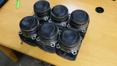 Porsche 911 964 Carrera Piston and Cylinder Set Used 78000 Miles