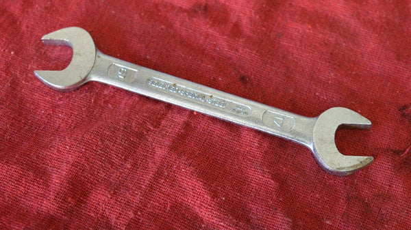 Original Porsche 911 Tool Kit 17x19 Selected Special Steel Wrench