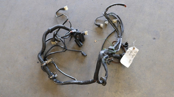 Porsche 911 964 Engine Motor Harness Manual 96460701603