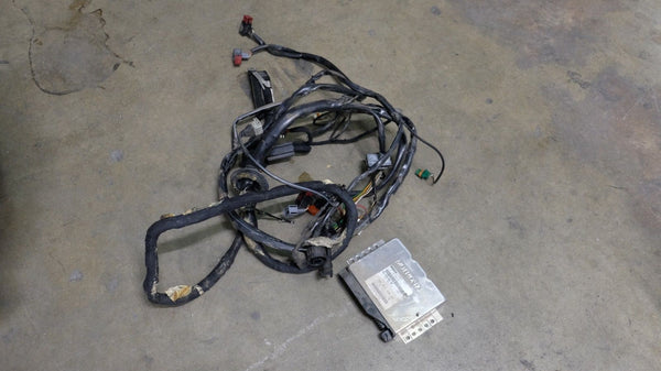Porsche 911 993 Vario Ram 1996 Complete Engine Motor Assembly ECU Harness