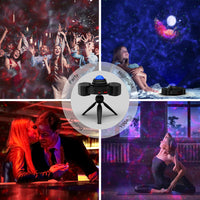 Star Projector Night Light Galaxy Laser Sky Lite with Bluetooth Music Speaker Nightlight Mood for Bedroom, Home Theater, Game Rooms or Party Decoration, Gifts for Baby Kids