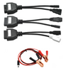 8 Piece Car Cables set for AutoCom / DELPHI - SBW Trading Limited