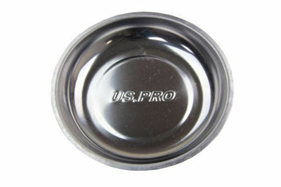 US PRO 6 Heavy Duty Magnetic Parts Bowl, Rubber Non Scratch Base 5 pack 6697 - SBW Trading Limited