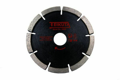 Teikuta Diamond Mortar Raking Disc 115 X 7 X 8 X 22.2MM - SBW Trading Limited