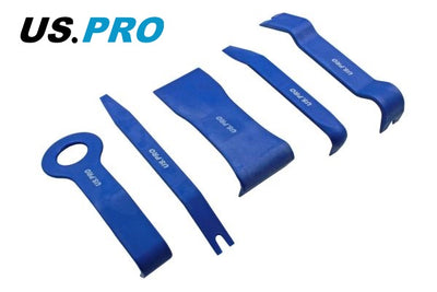 US PRO AUTO TRIM & MOULDING REMOVAL TOOL SET car door body trim panel 5456 - SBW Trading Limited