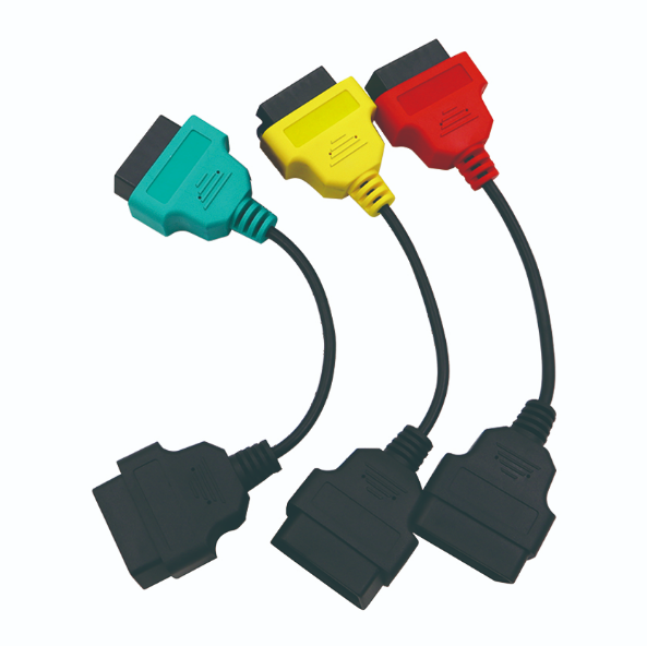 FIAT ALFA DIAGNOSTICS CABLES AIRBAG ABS POWER STEERING to fit Multiecuscan