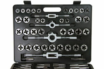 US PRO 110PC Metric TAP and DIE Set B2514 - SBW Trading Limited