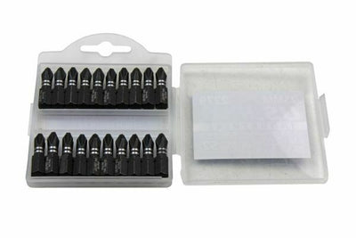 US PRO INDUSTRIAL PACK 20 PH2 25MM IMPACT TORSION SCREWDRIVER BITS - SBW Trading Limited
