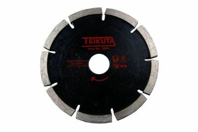 Teikuta Diamond Mortar Raking Disc 125mm Angle Grinder Disc 6.4mm thick - SBW Trading Limited