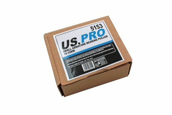 US PRO Small Armature Bearing Bush Seal Puller Remover 19mm - 35mm 5153 - SBW Trading Limited