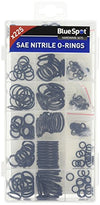 Blue Spot 40520 225Pce Nitrile O Ring Set SAE, Black - SBW Trading Limited