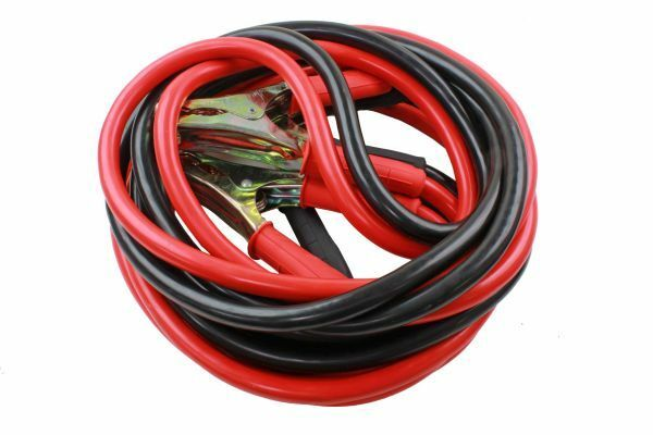 US PRO Heavy Duty Jump Leads / Booster Cables 800 Amp x 6m HGV's Tractors 6778 - SBW Trading Limited