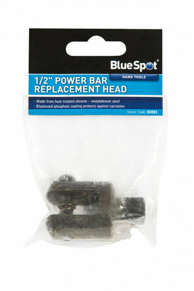 Bluespot Spare Knuckle Bar Strong Power Breaker Replacement Head 1/2 Drive - SBW Trading Limited