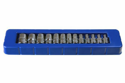 US PRO 13PC 1/4 DR SHALLOW SOCKETS 4-14MM 2077 - SBW Trading Limited