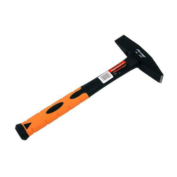 Chipping Hammer With Fg Fibreglass Handle 500g - SBW Trading Limited