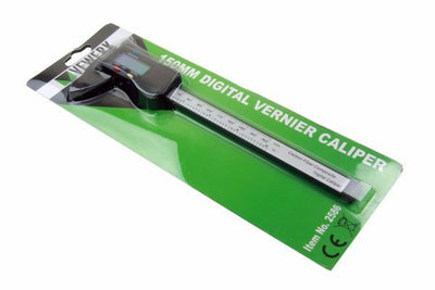 VEWERK BY BERGEN 6/150mm Digital LCD Vernier Caliper B2586 - SBW Trading Limited