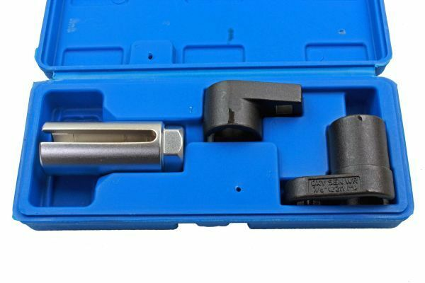 "3PC 3/8"" DR OXYGEN/LAMBDA SENSOR SOCKET SET - SBW Trading Limited"