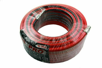 Air Compressor Hose Air Line 15m Metre 1/4'' BSPT 8mm Bore Auto Heavy New 8161 - SBW Trading Limited