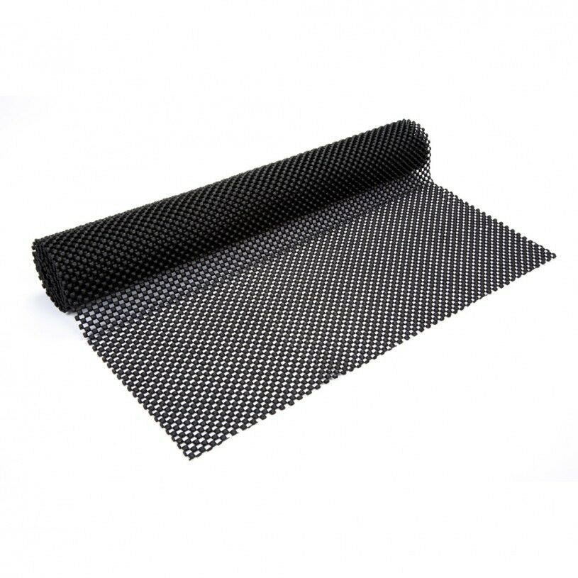 4 x Large rolls non slip matting tool box drawer liners anti skid dash board mat - SBW Trading Limited