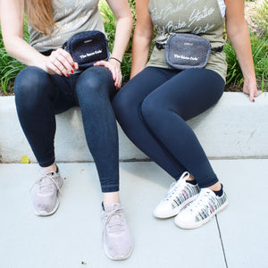The Barre Code x Vooray Crossbody Bag