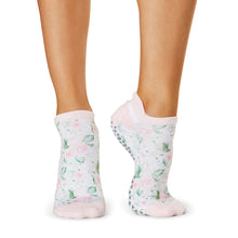 Load image into Gallery viewer, The Barre Code x Tavi Noir Rose Socks