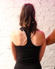 Load image into Gallery viewer, The Barre Code PRO Racerback Tank