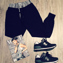 Load image into Gallery viewer, The Barre Code Sublimated Joggers