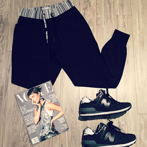 The Barre Code Sublimated Joggers