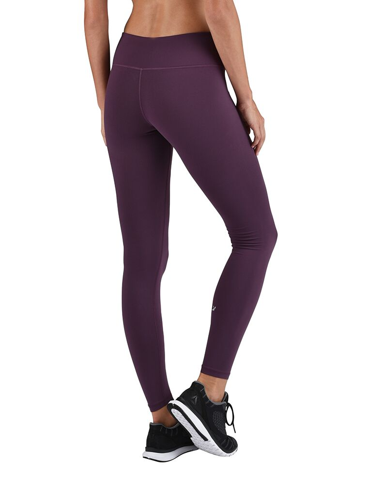 Glyder Elongate Legging: Blackberry Wine