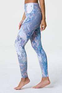 Onzie High-Rise Legging: Love Stone