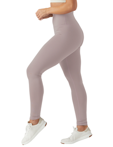 Glyder High Waist Pure Legging: Adobe Rose