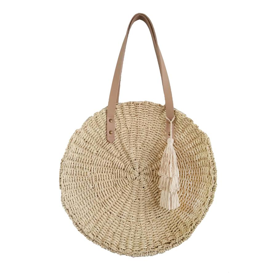 Round Tote by beach'd
