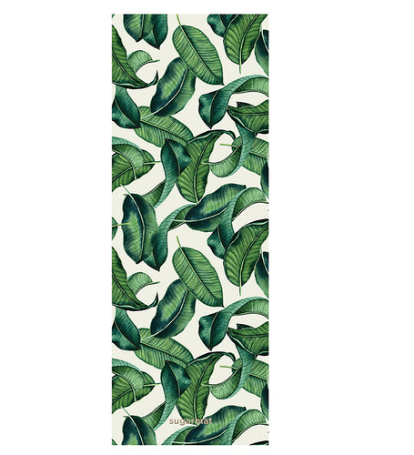Sugarmat: Travel Mat Tropical Leaf
