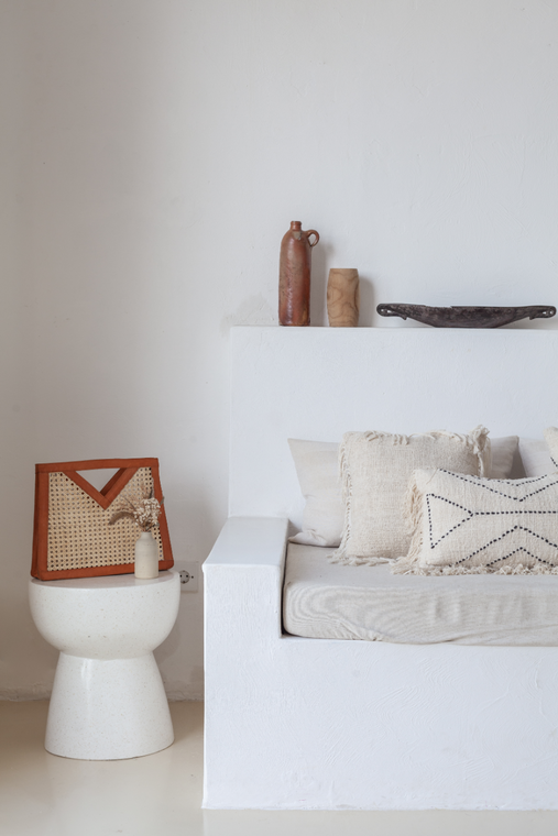 Organic Cotton Pillow: Small