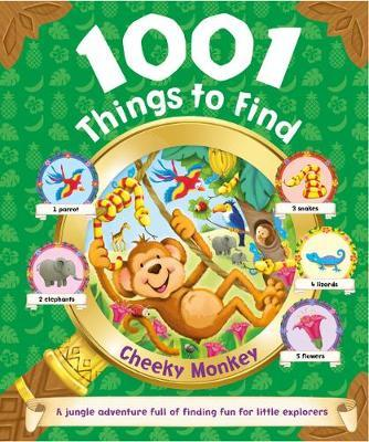 1001 Things to find - Cheeky Monkey