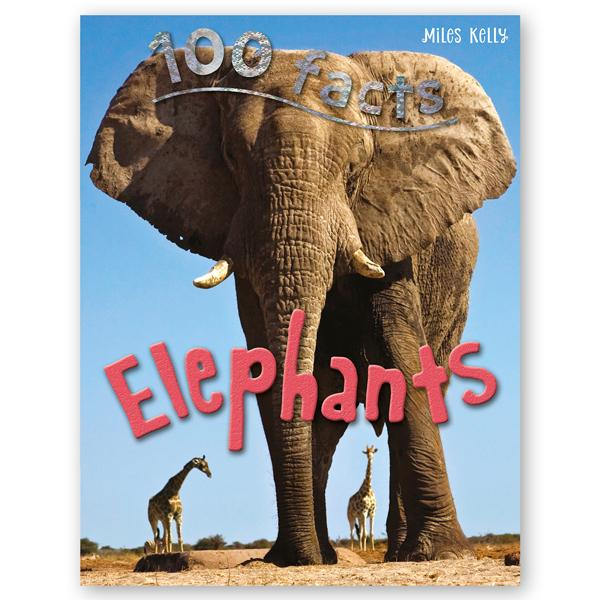 100 Facts: Elephants
