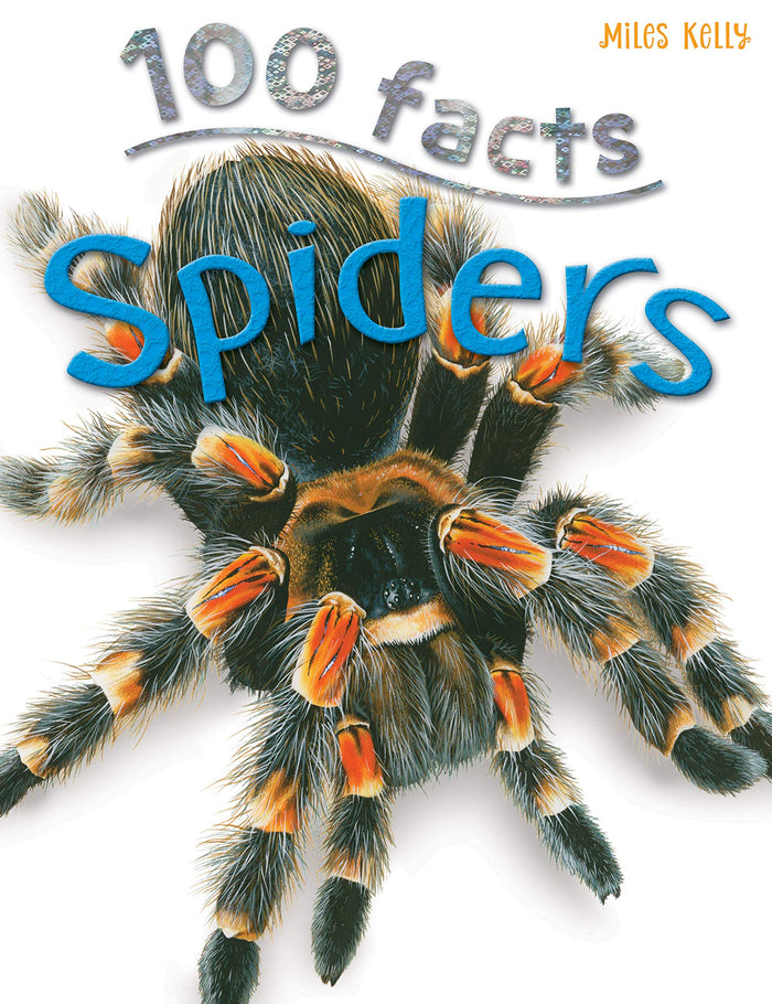 100 Facts: Spiders